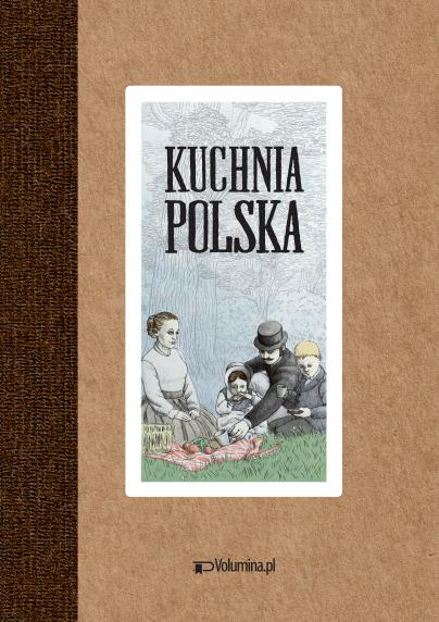 Kuchnia Polska Oprawa Twarda Księgarnia Voluminapl