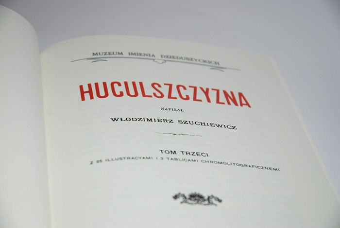 Włodzimierz Szuchiewicz - Huculszczyzna tom 3